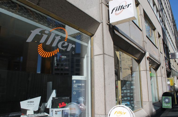 Filter Musikk: More than just a record store