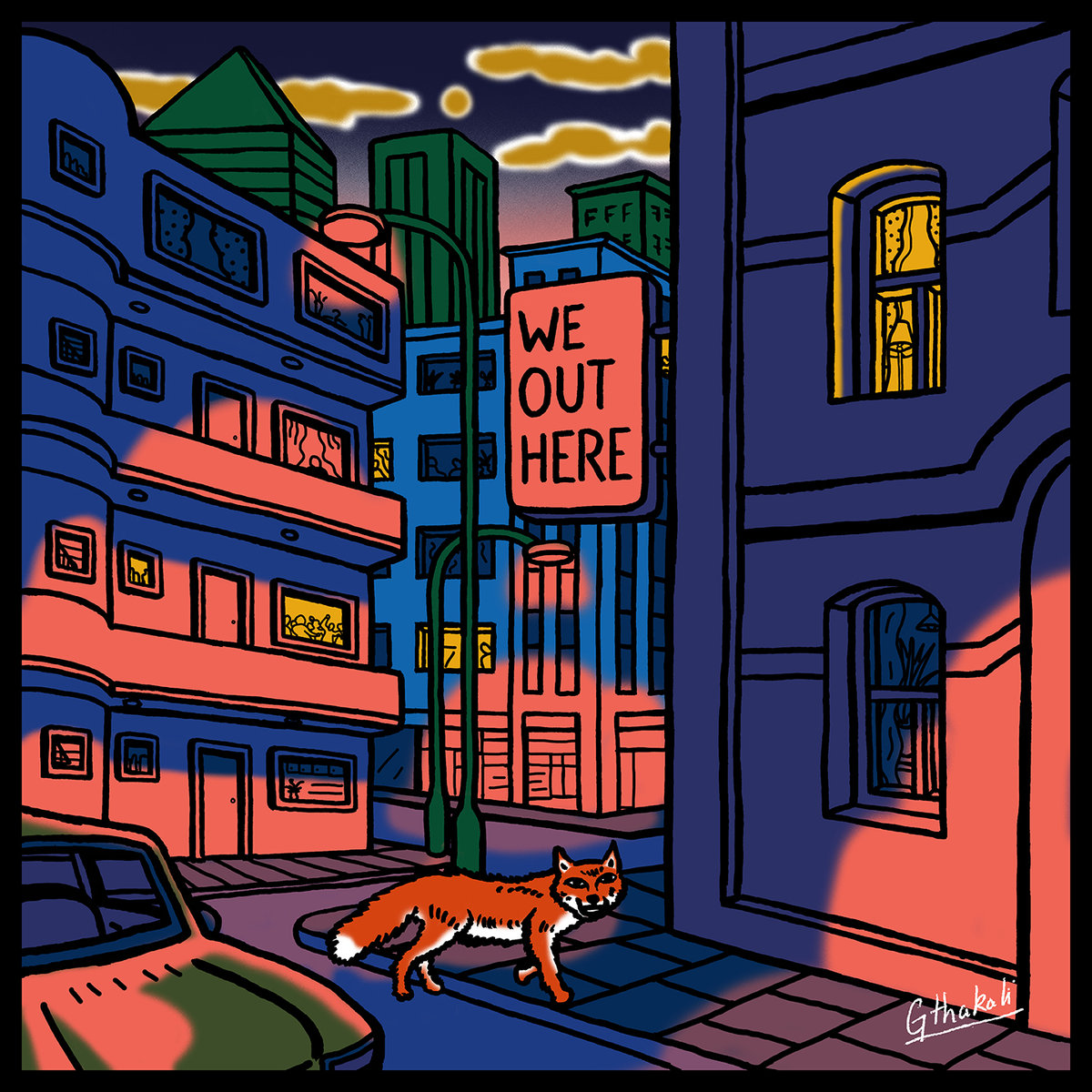 Album of the week: Various artists – We out here