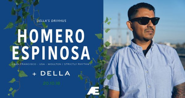 1d465e7717b9 Della  I am beyond excited to be joining you behind the decks at the next  Della s Drivhus. You have been both a great inspiration and support for me  as an ...