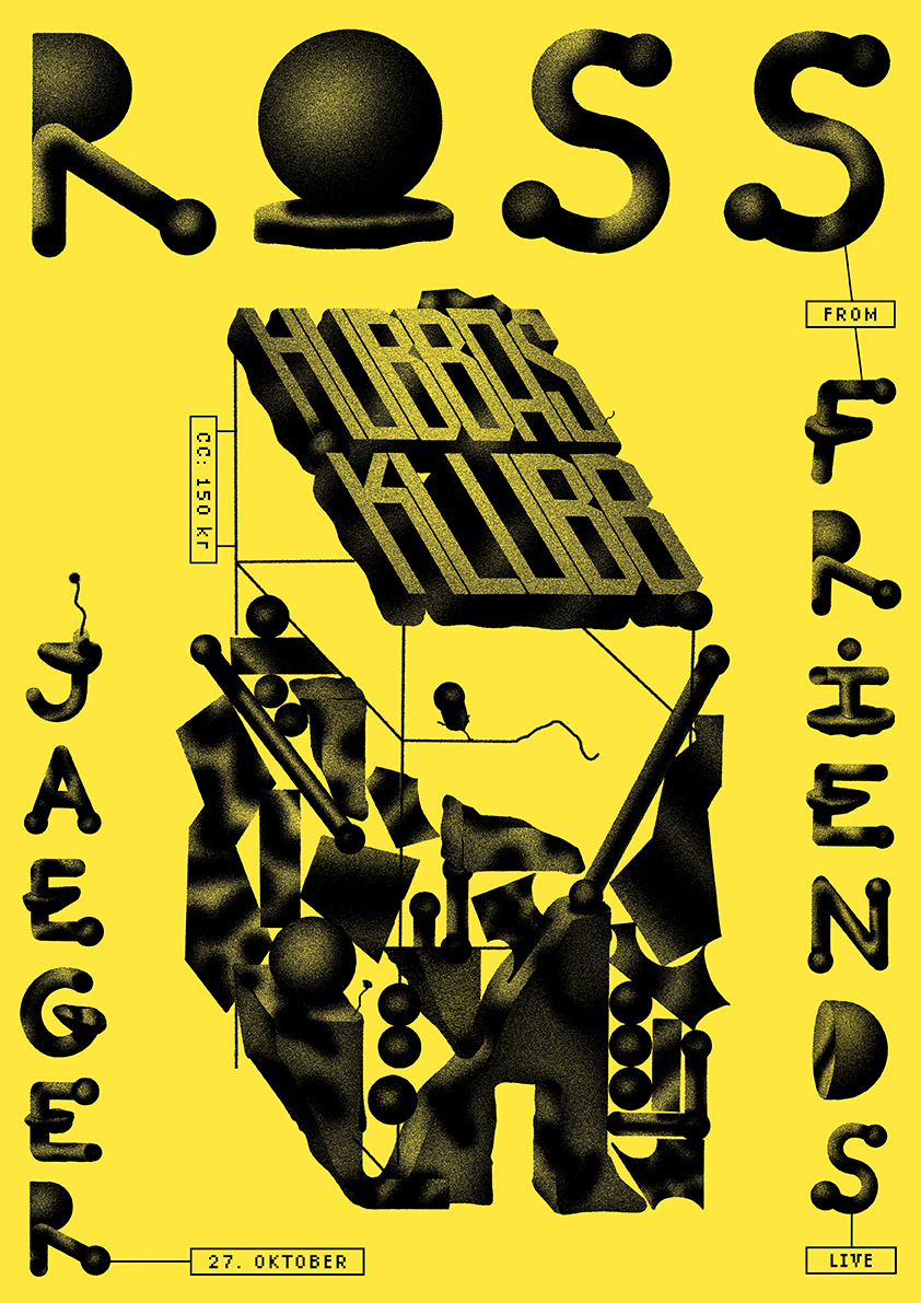 Tickets for Hubbas Klubb with Ross From Friends is available now