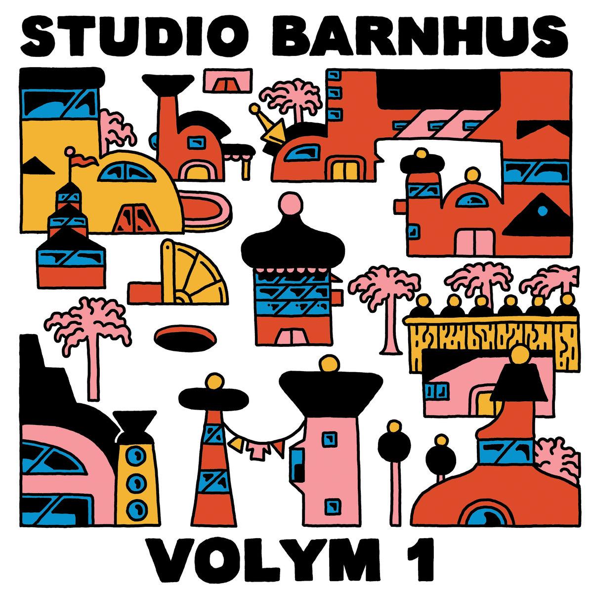 e25e774e565280 Album of the Week  Studio Barnhus Volym 1