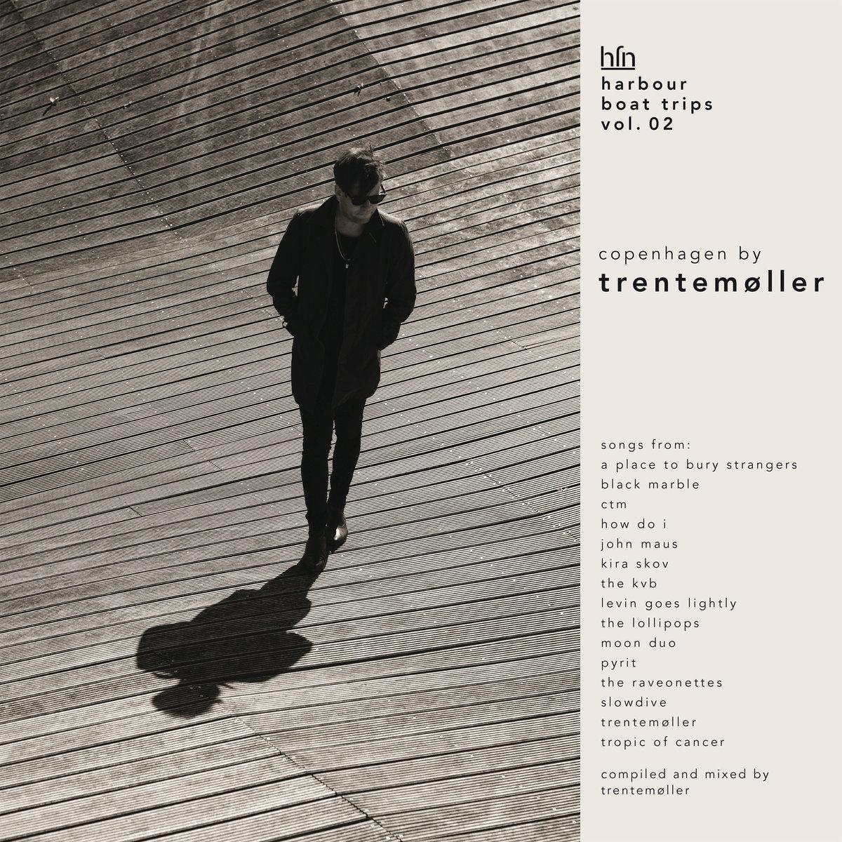 Album of the week: Harbour Boat Trips Vol. 2 by Trentmøller