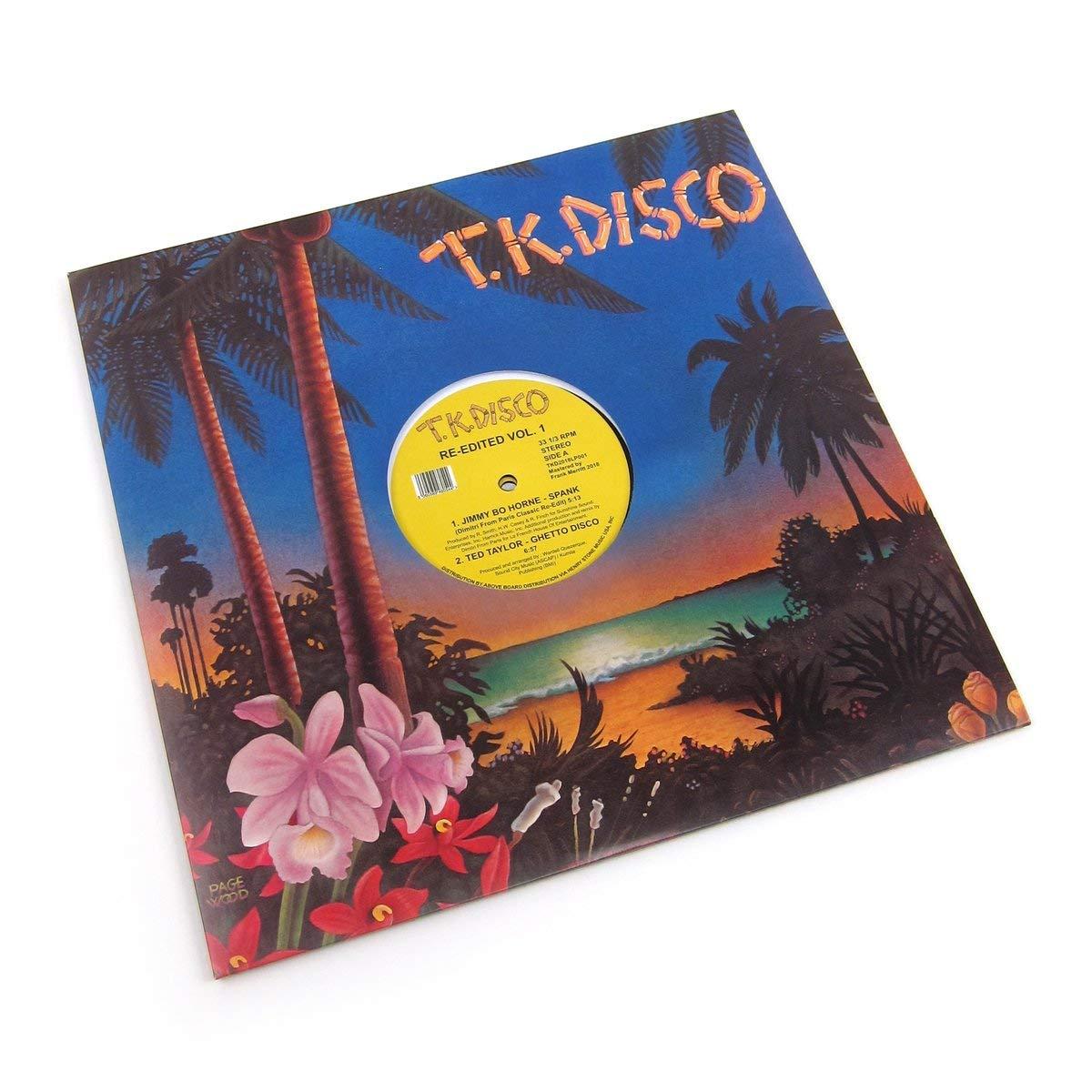 Album of the week: Various artists – TK Disco Re-edited Vol 1