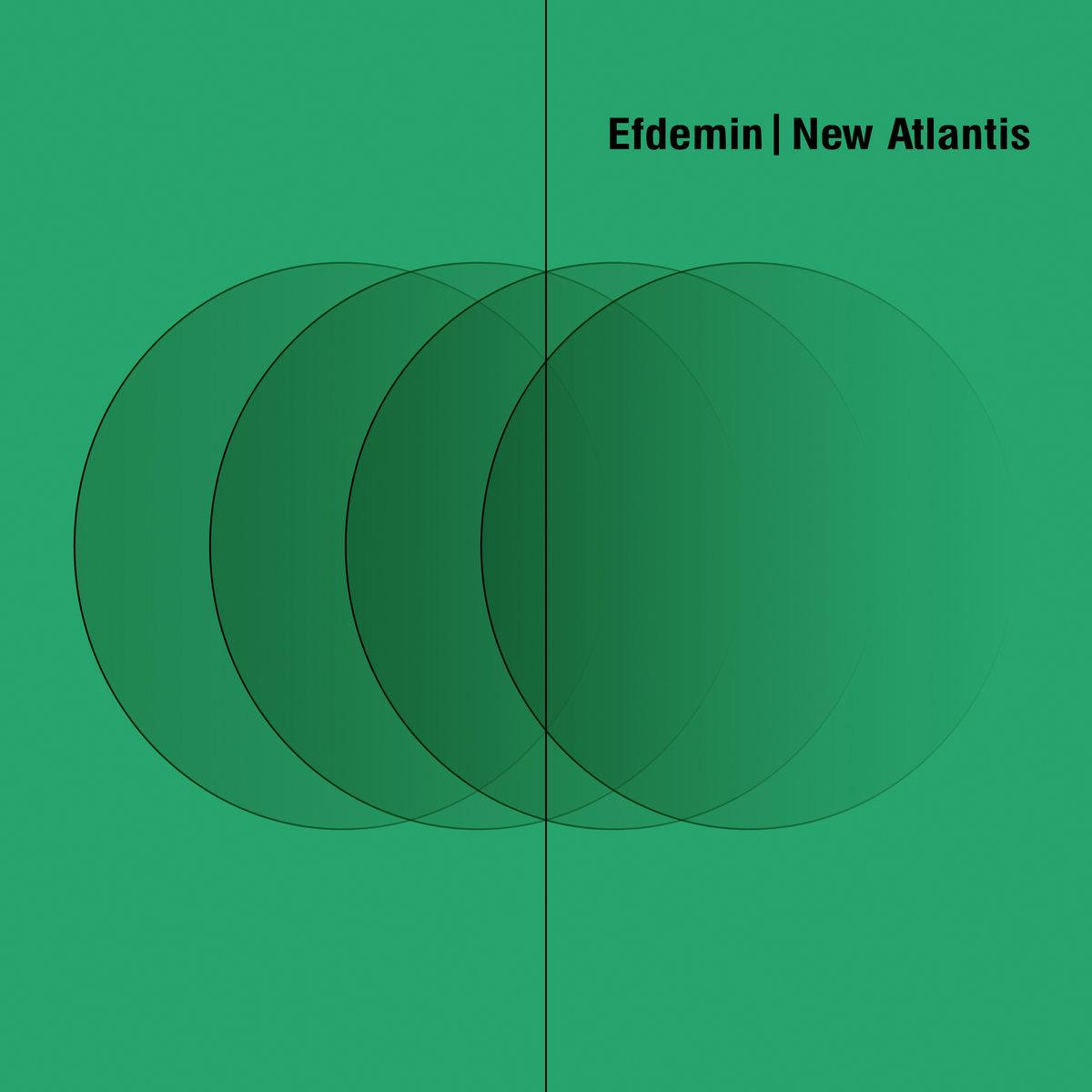 Album of the Week: Efdemin – New Atlantis