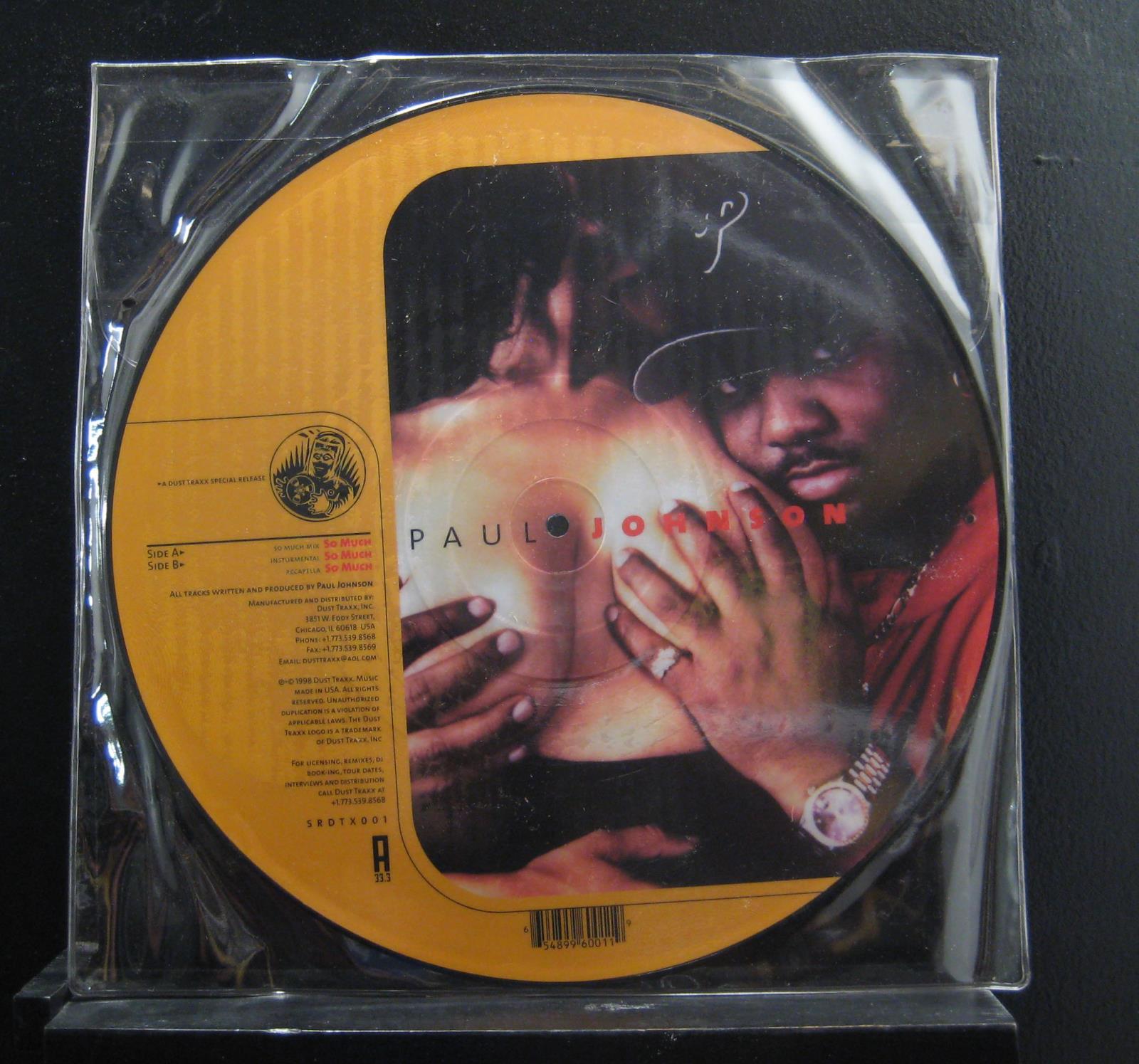 Five seminal Paul Johnson tracks by Daniel Gude