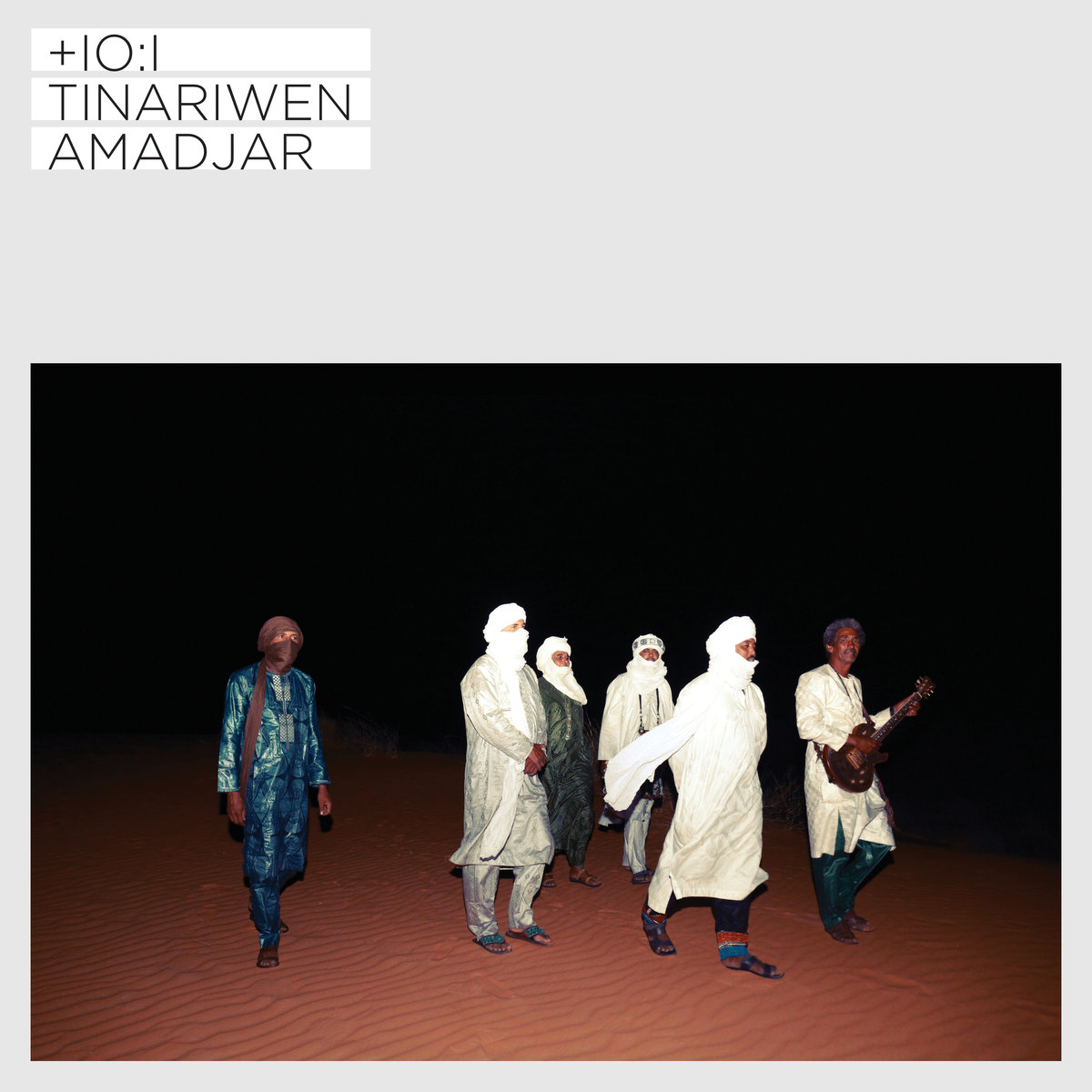 Album of the Week: Tinariwen – Amadjar