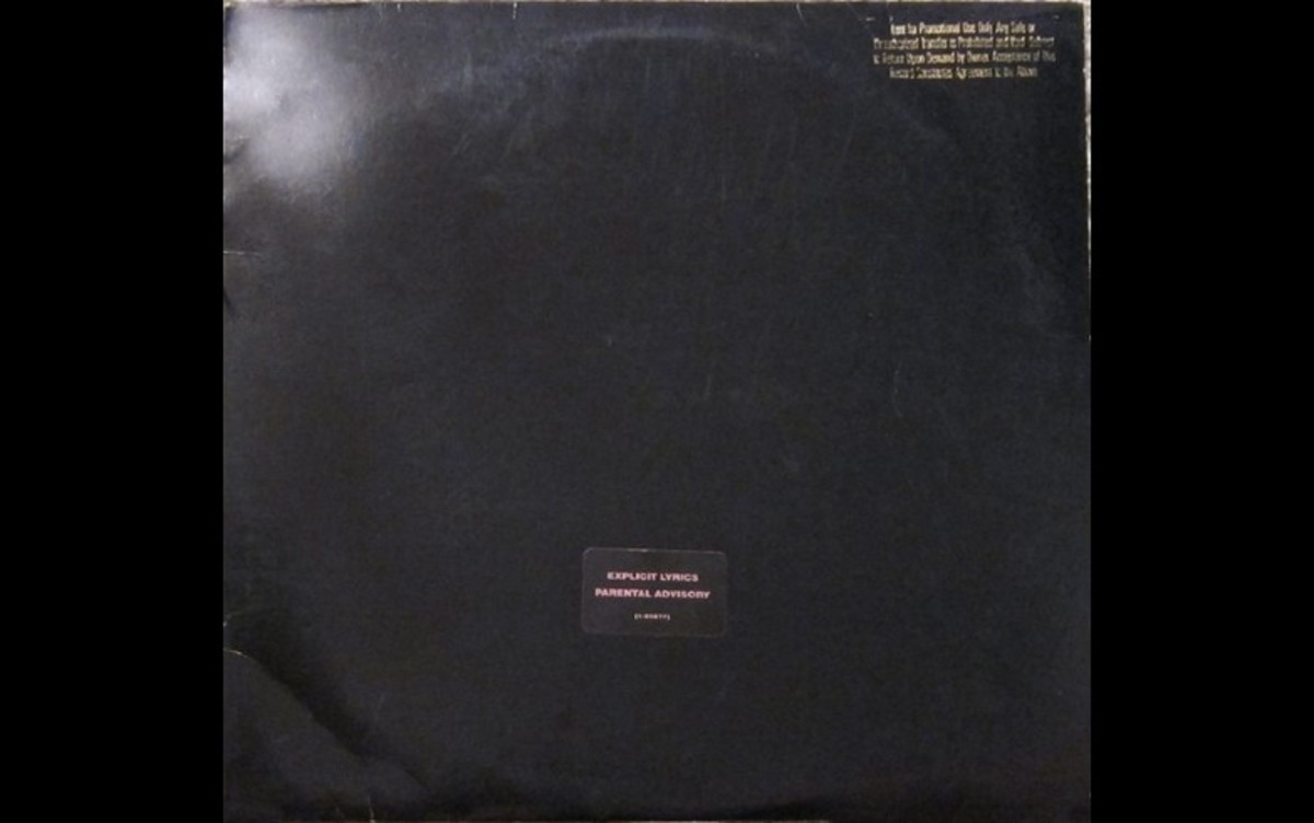 TBT: Prince – The Black Album