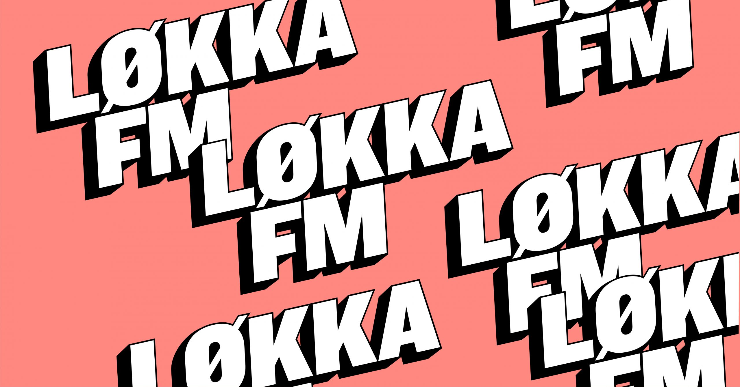 Keep it locked on Løkka: Introducing Løkka FM