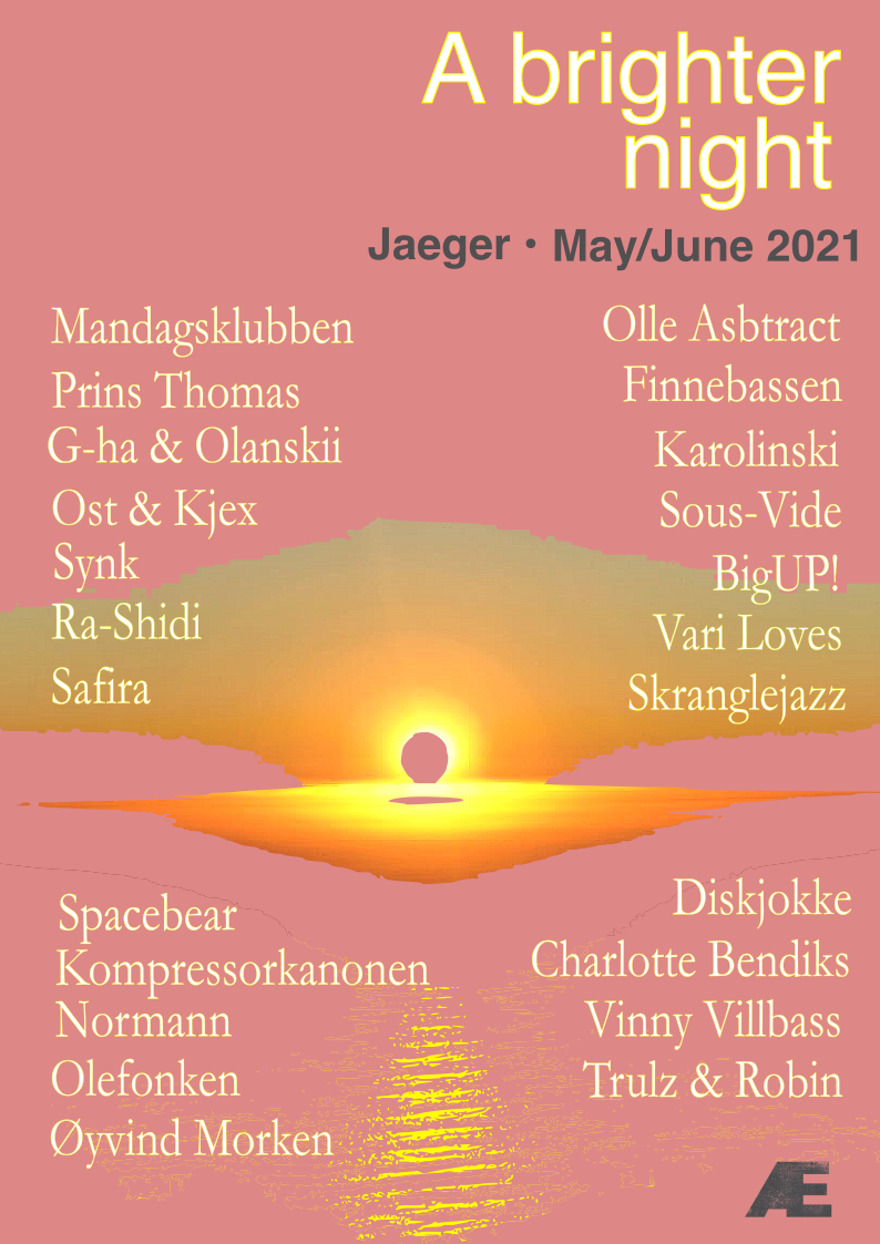 A brighter night – Jaeger in May/June 2021