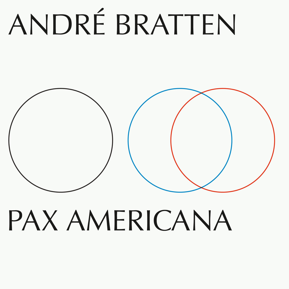 Album of the Week: André Bratten – Pax Americana
